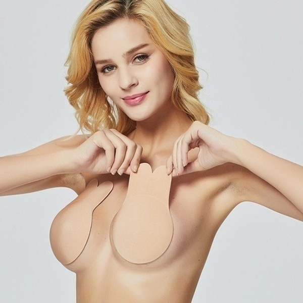 push up bra, Underwear, sexy bra, Silicone