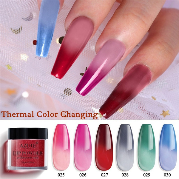 naildipdust, dippowder, thermalcolorchanging, Beauty