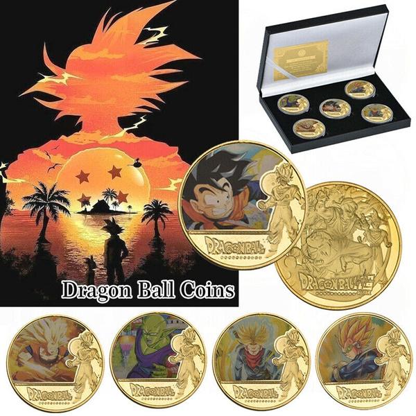 Dragon Ball Z Commemorative Coin