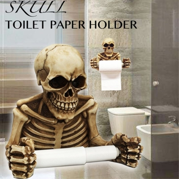 Toilet Paper Holder Bathroom Decor