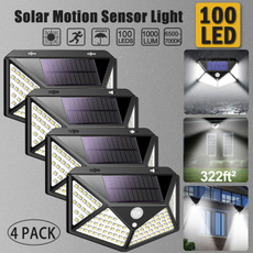motionsensor, walllight, solarpoweredgadget, led