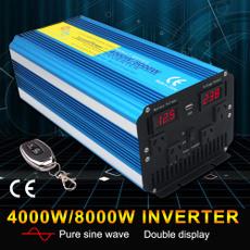 led, usb, 24veusocketinverter, 12v8000winverter