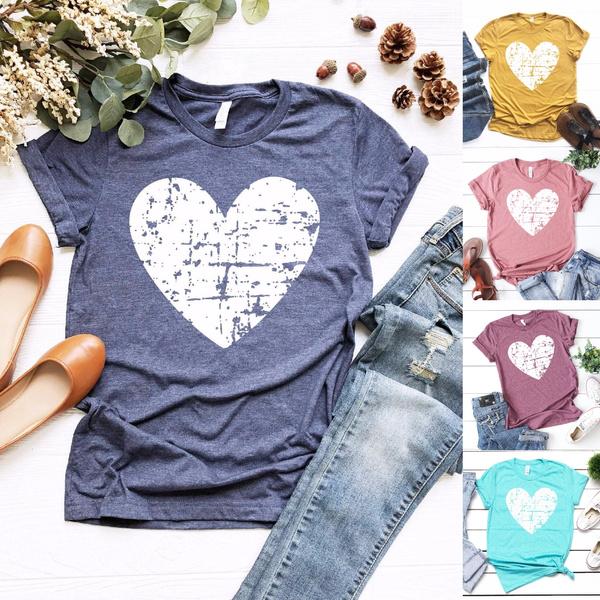 Summer, loosefit, Shirt, Sleeve