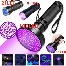 Flashlight, uvflashlight, led, uvlampflashlight