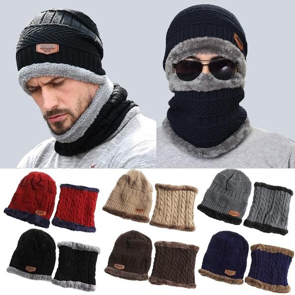 knitted, Beanie, Fashion, Winter