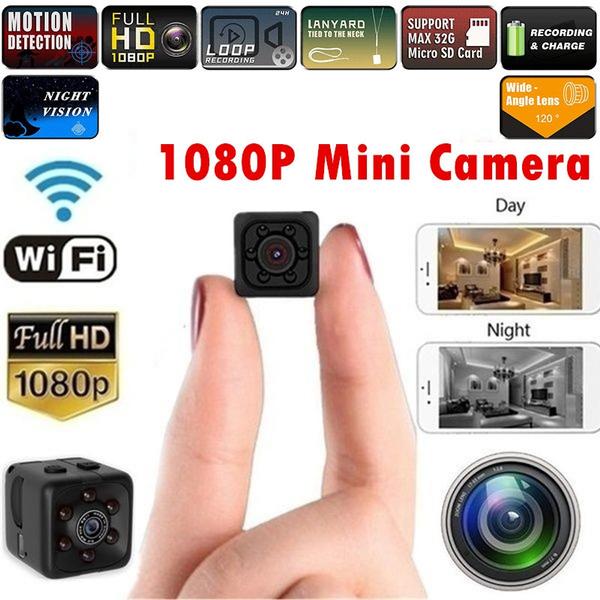 Mini, Sport, Digital Cameras, Sensors