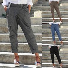 Women Pants, harem, trousers, hosendamen