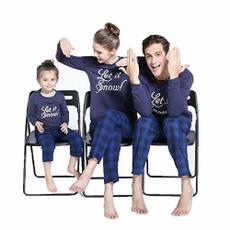 Family, Mother, pyjamasoutfit, Halloween