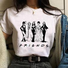 Fashion, Cotton T Shirt, Horror, Halloween