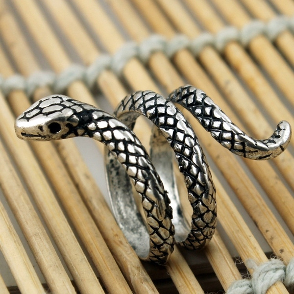 Cobra, Jewelry, Men, punk