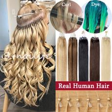 thickhair, saloncarehair, Hair Extensions, microringhumanhair
