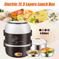 Box, electricricecooker, Stainless Steel, ricecooker