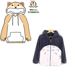 Totoro hoodie, Coat, My neighbor totoro, Cosplay Costume