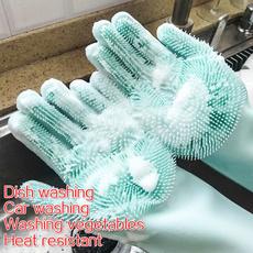 Kitchen & Dining, dishwashing, Pets, washingglove