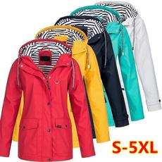 Jacket, waterproofjacket, hooded, hooded coat