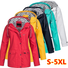 Jacket, waterproofjacket, hooded, hooded coat