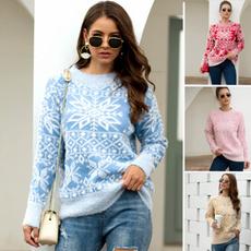 longsleeveedshirt, Fashion, Christmas, pullover sweater