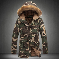 Casual Jackets, Outdoor, Winter, winter coat