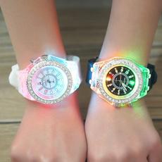 LED Watch, Fashion, silicone watch, Waterproof Watch