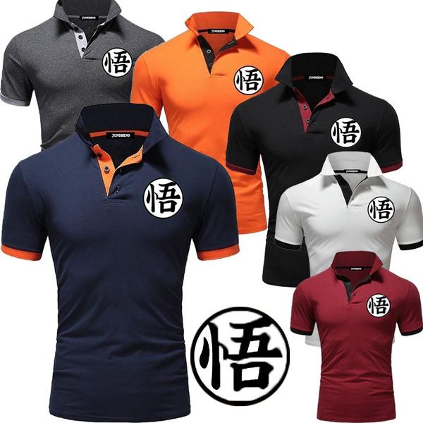 Summer, Fashion, Polo Shirts, Casual