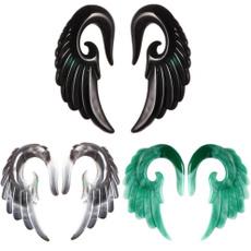 angelwingearplug, Jewelry, earpiercing, Health & Beauty