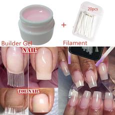 nail decoration, fibergla, nailbuilder, Beauty