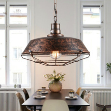 Chandelier, Design, lofts, retrohanginglamp