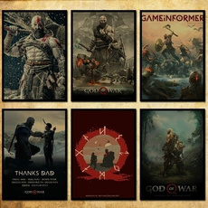 Video Games, vintageposter, affiche, Posters