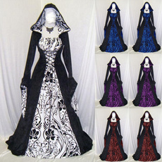 Goth, Plus Size, Cosplay, Medieval