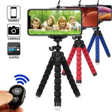 Octopus, flexiblecameraholder, Remote Controls, phone holder
