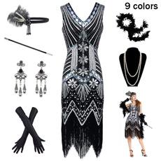 Sleeveless dress, womens dresses, gatsbyparty, Dress
