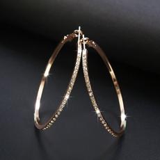 simpiestyleearring, exaggeratedearring, Hoop Earring, Jewelry