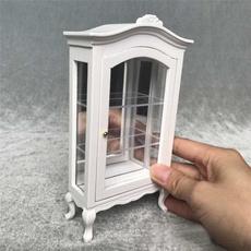 woodencabinet, displaycabinet, displayshelf, Home & Living