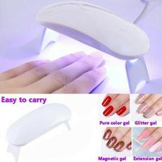 Nails, led, Beauty, Dryer