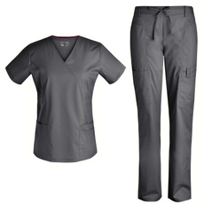 scrubset, multiplepocket, nursingscrubscheap, stretchscrubset