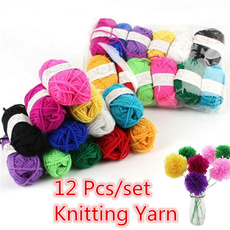 woolen, Cotton, Knitting, Thread