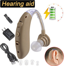 portablehearingaid, Rechargeable, usb, voiceamplifier