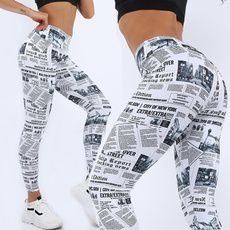 Women Pants, Fitness, sport legging, joggerspant