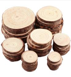 treebarklogdisc, Wood, painting, Tree