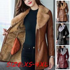 Medium, fur, Winter, PU