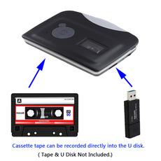 cassetteconverter, usb, Voice Recorder, recordermodule
