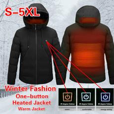 trenchcoatsformen, Jacket, Fashion, waddedjacket