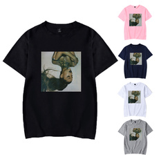 Summer, Fashion, Cotton T Shirt, arianagrande