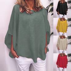 blouse, Bat, longshirttop, Shirt