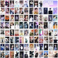 K-Pop, btsphotocard, btsworld, Postcards