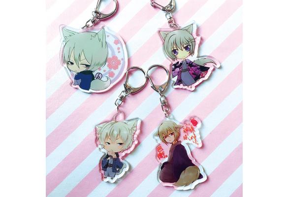 Kamisama Love Kamisama Kiss Tomoe Acrylic Keychain Keyring
