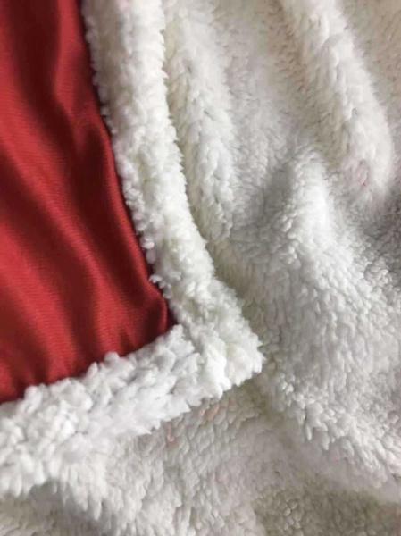 Wish | 130x150cm/150x200cm Winter Fashion American Flag Plush Blanket Adults Kids Winter Fleece Warming Quilt Towel Textiles