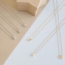 Fashion, Jewelry, gold, necklace for women