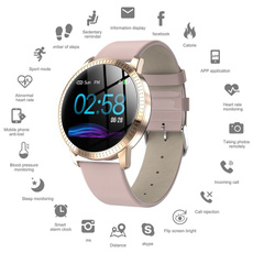 heartratemonitor, Women, androidwomenwatch, Metal