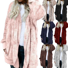 Fashion, Winter, hoddiescoat, Long Coat